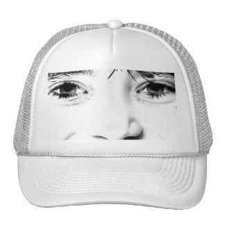 chapéu engraçado do camionista boné