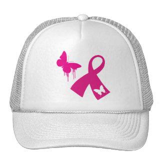 Chapéu: Fita com chapéu da borboleta Boné