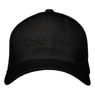 Chapéu frio do veterano de guerra (subdued) boné bordado