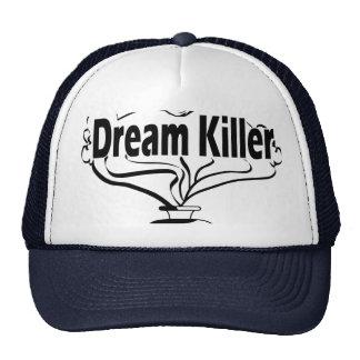 Chapéu ideal do estilo do camionista do assassino boné