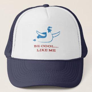 Chapéu legal do pinguim boné