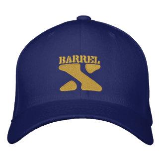 Chapéu Limitado-Bordado X do tambor Boné Bordado