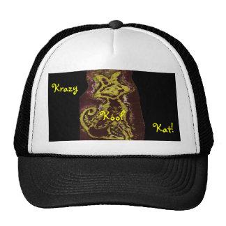 Chapéu louco de Kool Kat Bone