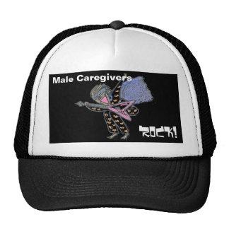 Chapéu masculino da rocha dos cuidadors boné