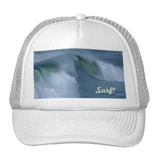 Chapéu pacífico do surf boné