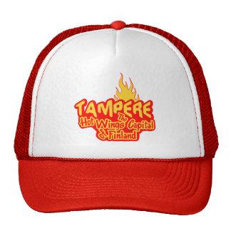 Chapéu quente das asas de Tampere Boné