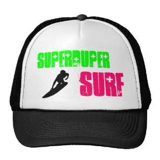 Chapéu SuperDuper do surf Boné