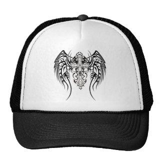 Chapéu tribal das asas boné