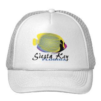 Chapéu tropical chave dos peixes de Florida do Sie Boné