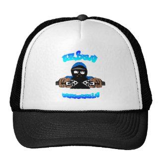 Chapéu urbano do assassino boné
