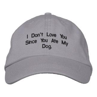 Chapéus engraçados boné bordado