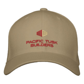 Chapéus leves dos construtores pacíficos da presa bone