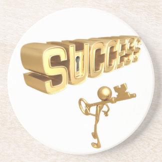 Chave à porta copos do sucesso