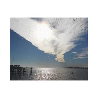 Chave do cedro, Florida Impressão De Canvas Esticadas