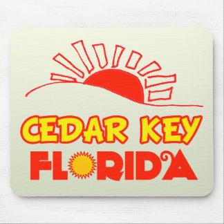Chave do cedro, Florida Mousepad