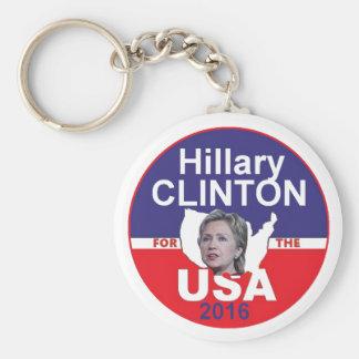 Chaveiro 2016 de Hillary