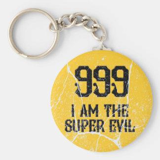 Chaveiro 999, O super mal