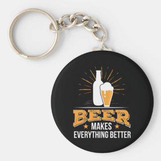 Chaveiro A cerveja faz a tudo o melhor amor da cerveja