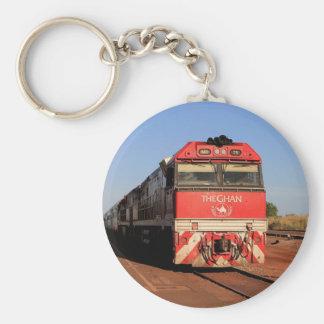 Chaveiro A locomotiva do trem de Ghan, Darwin