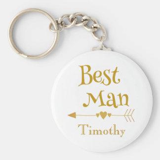 Chaveiro A melhor relembrança do casamento do homem