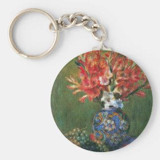 Chaveiro Ainda flores e fruta da vida por Pierre Renoir