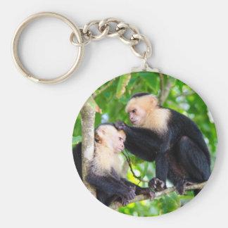 Chaveiro Amor do macaco