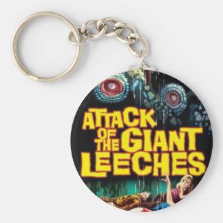 Chaveiro Ataque dos Leeches gigantes
