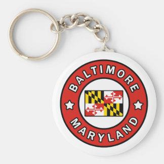 Chaveiro Baltimore Maryland