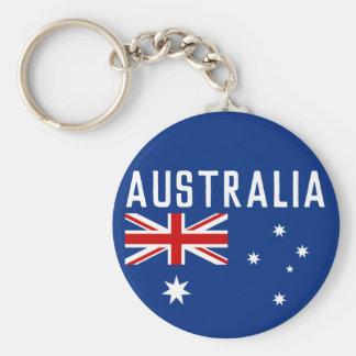 Chaveiro Bandeira de Austrália