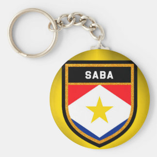 Chaveiro Bandeira de Saba