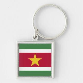 Chaveiro Bandeira de Suriname