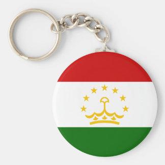 Chaveiro Bandeira de Tajikistan