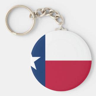 Chaveiro Bandeira de Texas - orgulho do Texan