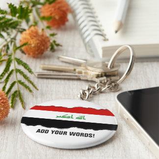 Chaveiro Bandeira iraquiana