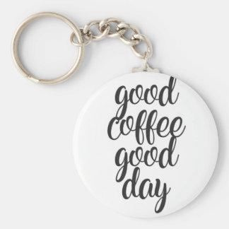 Chaveiro Bom dia do bom café