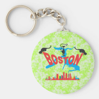 Chaveiro Boston