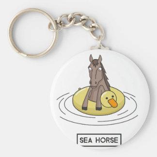 Chaveiro Cavalo de mar