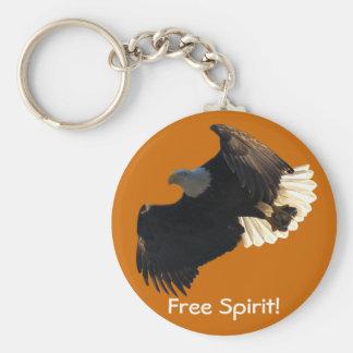 Chaveiro Coleção II do vôo da águia americana