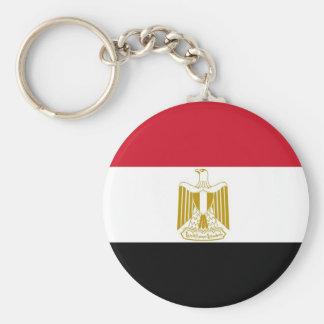 Chaveiro com a bandeira de Egipto