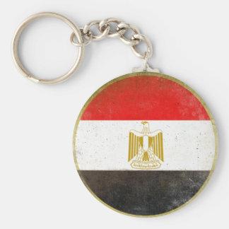 Chaveiro com a bandeira legal de Egipto