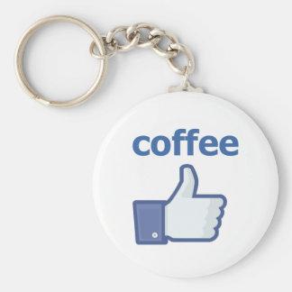 Chaveiro COMO o café