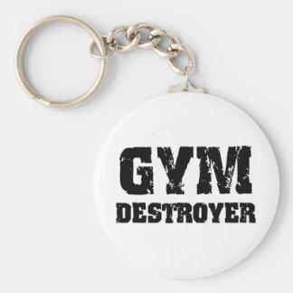Chaveiro Contratorpedeiro do Gym