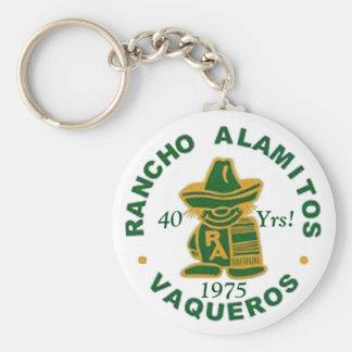 Chaveiro Corrente chave da reunião de Rancho Alamitos