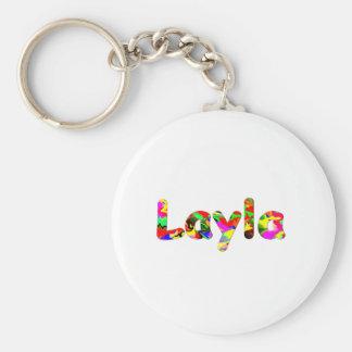Chaveiro Corrente chave de Layla