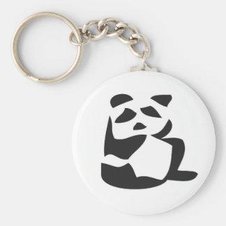 Chaveiro Corrente chave de urso de panda