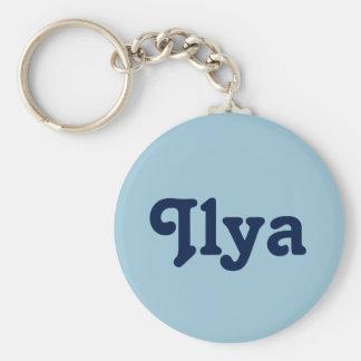 Chaveiro Corrente chave Ilya