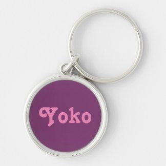 Chaveiro Corrente chave Yoko