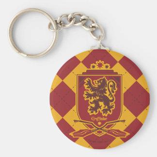 Chaveiro Crista de Harry Potter | Gryffindor QUIDDITCH™
