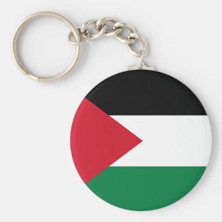 Chaveiro da bandeira de Palestina