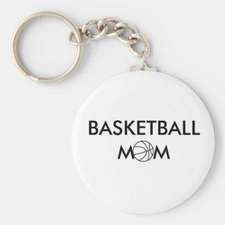Chaveiro da mamã do basquetebol